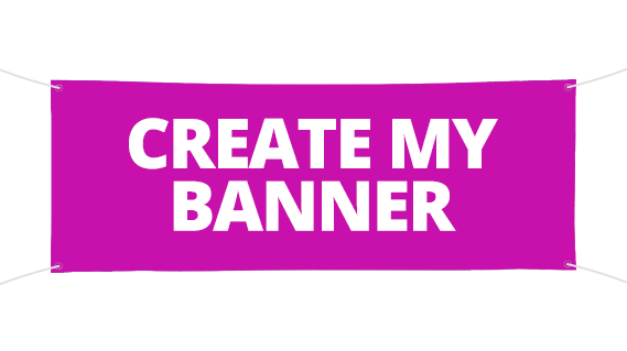 Launch the banner editor and create your own custom banner
